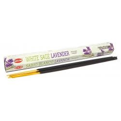 White Sage Lavender incense (HEM)