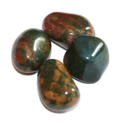 Heliotrope tumbled stone 15-20mm
