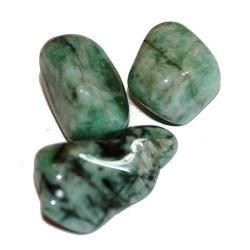 Smaragd (getrommeld)