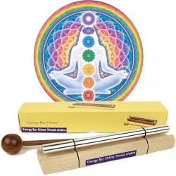 Chakra Healing klankstaaf - 5e chakra
