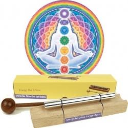 Chakra Healing klankstaaf - 6e chakra