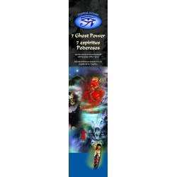 7 Ghost power wierook - Mystical Aromas