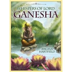 Whispers of Lord Ganesha - Angela Hartfield