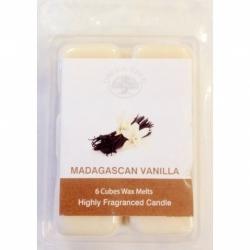 Madagascan Vanille Wax Melts