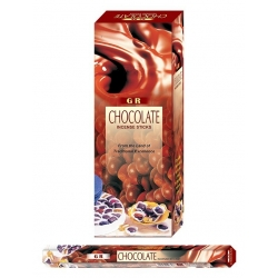 6 pakjes Chocolate wierook (G.R)