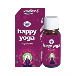 Happy Yoga geurolie (green tree)