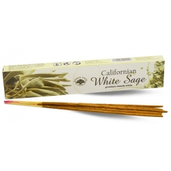 Californian White sage incense (Green tree)