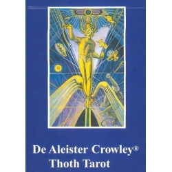 Aleister Crowley Thoth Tarot - Standard format (NL) / Aleister Crowley Thoth Tarot - Standaard formaat(NL)