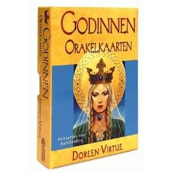 Goddess Oracle Cards - Doreen Virtue (NL)