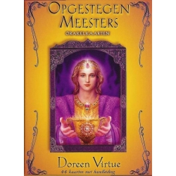 Ascended masters oracle cards - Doreen Virtue (NL)