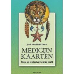 Medicine Cards - Jamie Sams & David Carson (NL)