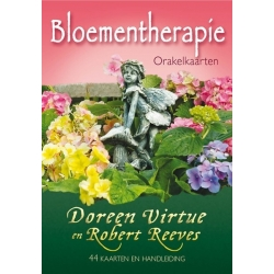 Flower therapy oracle - Doreen Virtue (NL)
