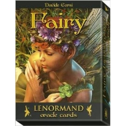 Fairy Lenormand Oracle Cards (UK)