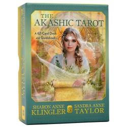 The Akashic Tarot - Sharon Anne Klinger & Sandra Anne Taylor (UK)