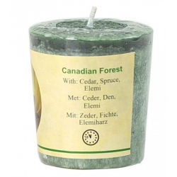 """Canadian Forest"" scented candle"