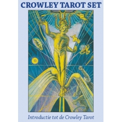 Aleister Crowley Thoth Tarot Set, & book cards (NL)