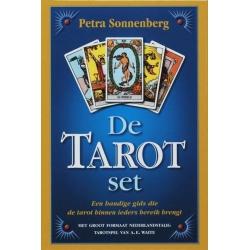 The Tarotset - Petra Sonnenberg cards + book (NL)