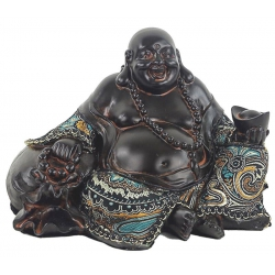 Chinese Buddha for Happiness & Prosperity