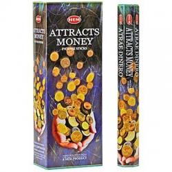 Attracts Money incense (HEM)