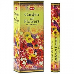 Garden of flowers incense (HEM)
