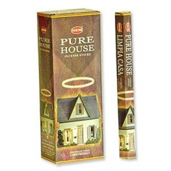 Pure House incense (HEM)