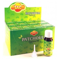 Patchouli fragrance oil (SAC)