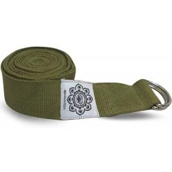 Yoga belt olive