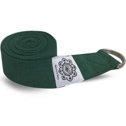 Yoga belt green