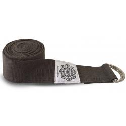 Yoga belt gray