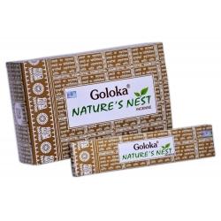 12 pakjes GOLOKA - Nature's Nest (15 gr)