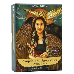 Angels and Ancestors - Kyle Gray (UK)