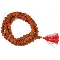 Mala necklace Rudraksha 108 beads