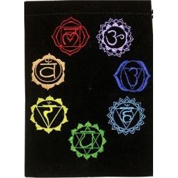 Tarot pouch Chakra