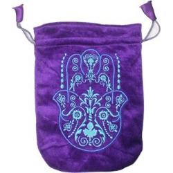 Tarot pouch Hand of Fatima