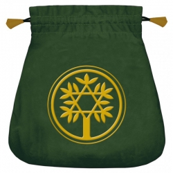 Tarot pouch Celtic Tree