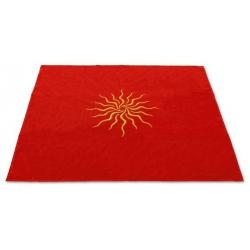 Tarot cloth Sun
