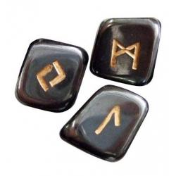 Runic stones of Hematite