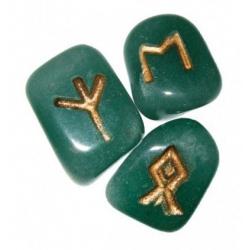 Rune stones from Aventurine