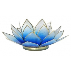 Lotus mood light - Light blue