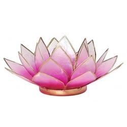Lotus mood light - Light pink