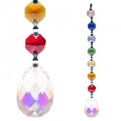 Aurora Amrita Feng Shui chakra crystals