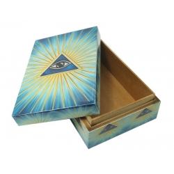 Tarot box Divine Eye
