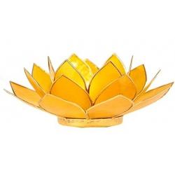 Lotus mood light - Citrine yellow