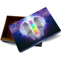 Tarot box Chakra Angel