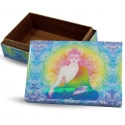 Tarot box Buddha