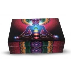 Tarot Box Chakras