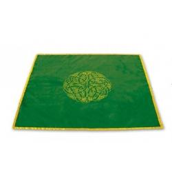 Tarot cloth Celtic Labyrinth