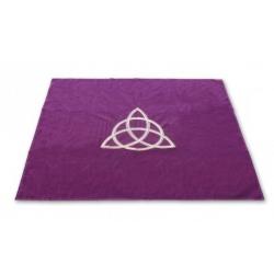 Tarot cloth Triple Goddess / Wicca