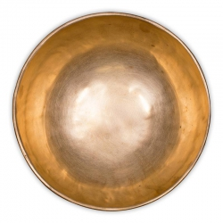 Chö-pa handmade singing bowl ± 20 a 21.5 cm (± 1150-2000 grams)